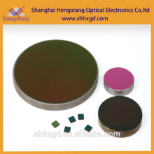 Customized optical lens for purity of 99.999% germanium lens