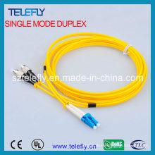 Lichtwellenleiter-Kabel, optisches Faserkabel