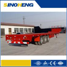 Günstige Cimc 40ft Container Semi Tieflader zum Verkauf
