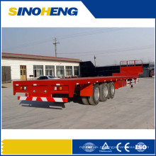 Reboques Semi Flatbed do recipiente de Cimc 40ft para a venda