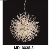 Unique aluminum pendant lamp decorative pendant light