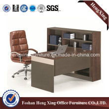 Hot-Sale New Design Top with Glass Office Desk/Table (HX-6M185)