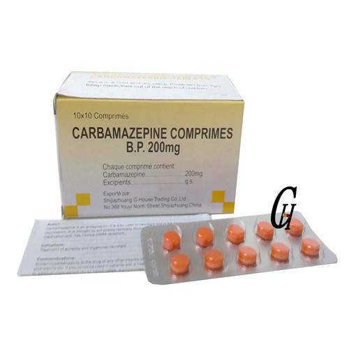 Carbamazepin Tablet 200mg BP