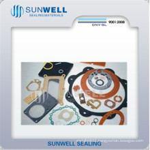 Rubber Gasket Cut From Rubber Sheets High Quality