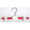 Colorful Sponge Padded Pants Hanger with Clips