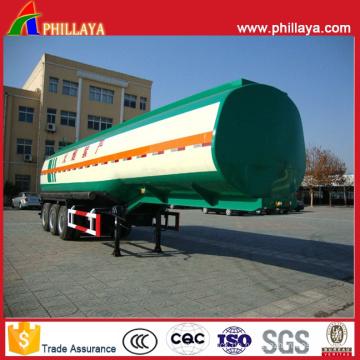 Fuel Tanker Transport Tank Trailer (25-60M3 Optional)