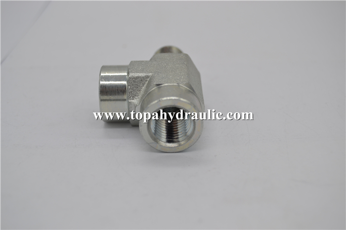 5602-4-4-4 hydraulic adapter hose reel fitting