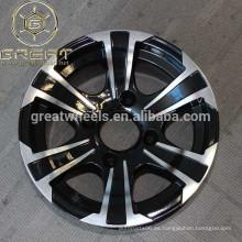 China al por mayor 12 pulgadas aleación ATV ruedas de alta calidad