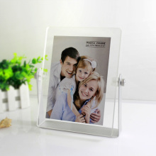 Cheap Photo Frame acrilico bianco di viti