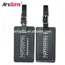 New fashion products custom plane luggage tags no minimum