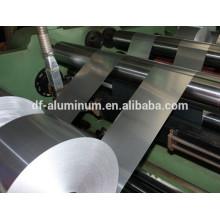 Folha de alumínio e laminação de película de poliéster para duto de ar flexível da China