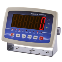 Electronic Floor Scale Waterproof Weighing Indicator LP7553