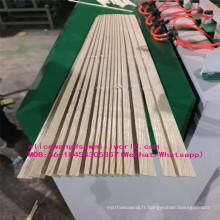 Machine de scierie de bois de lame multiple pour le bois carré