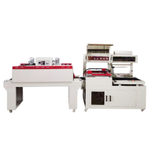 Automatic Paper Cup Shrink Wrapping Machine Shrink Tunnel