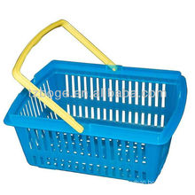 plastic shopping Basket injection mould