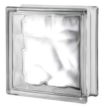 Certificado ISO de alta qualidade preço bloco de vidro decorativo