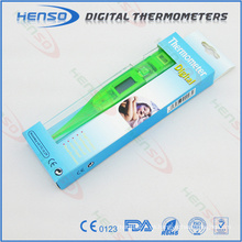 Termómetro digital transparente Henso