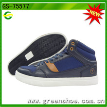 High Cut Casual Leisure Fashion Footwear Comfort Shoes for Men