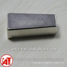big wedge magnet / powerful ndfeb magnet / magnet generators for sale