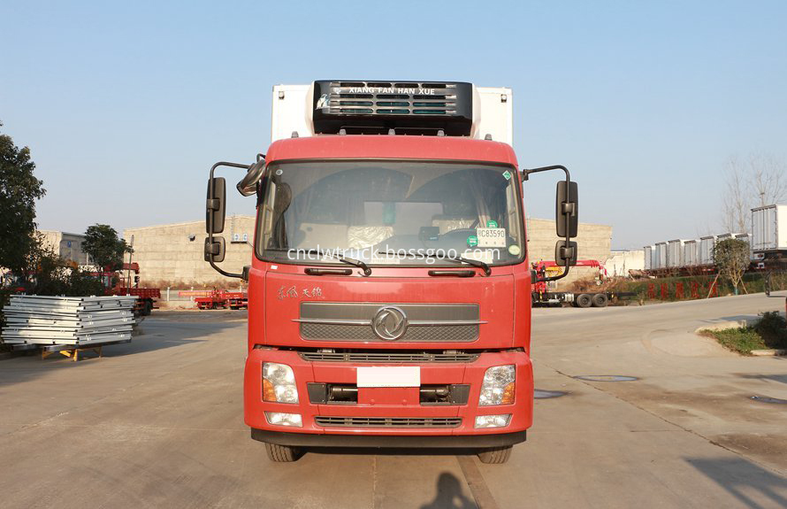 dongfeng 4x2 cargo truck 4