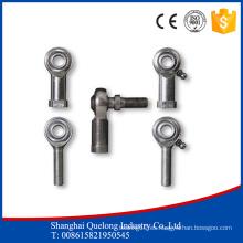 Rodamientos axiales radiales de acero inoxidable 6X14X6 mm Ge 6 E Rodamientos articulados