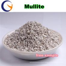 Areia de Mullite e farinha de Mullite 16-30,30-60,200MESH / Mullite