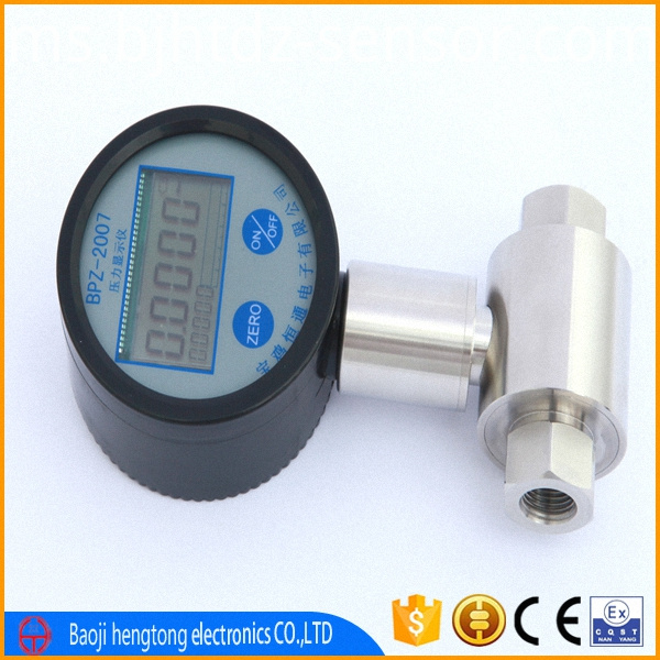 differential digital pressure gauge
