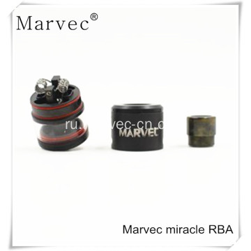 Marvec miracle drip oil atomizer smoke vape