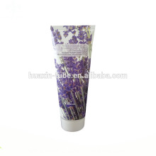 plastic cosmetic container for girls tube
