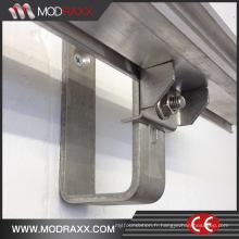 Kits de carport de structure en aluminium de haute qualité (GD886)