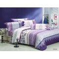 100% Cotton Pigment Printed Bed Sheet Set /quilt Cover Set