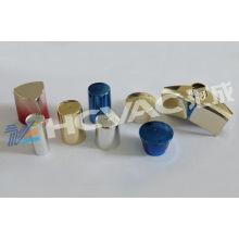 Hcvac Plastic PVD Metallization Aluminum Vacuum Metallizing Machine, UV Vacuum Coating Plant