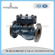 casting carbon steel Lift Check Valve pn16