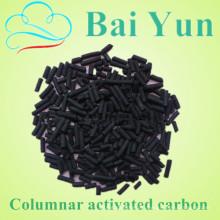 Активированный уголь завод питания на основе 6.0 мм уголь активированный уголь