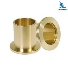 Cnc Half Nipple Braze Stub Brass Vacuum Fittings