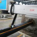 Meistverkaufte Black HDPE Wasserrohr Hersteller Kunststoff PE Rohr Preisliste