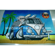 Quick-Dry Printed Kids Towel (SST0279)