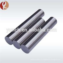 barre de tungstène tige prix par kg wolfram bonne qualité
