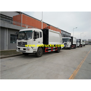 Dongfeng 10m3 Trash Collector Camions