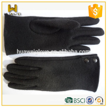 DISCOUNT!!Spring Thin Gloves Promotional Ladies Unlined Wool Gloves