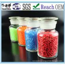 Transparent PVC Compound
