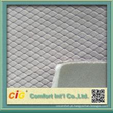 Esponja de design de moda clássico laminado tecido de tampa de assento