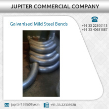 Best Seller Galvanized Mild Steel Bends for Bulk Export Supply