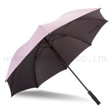 Peso leve aberto do guarda-chuva do golfe do automóvel