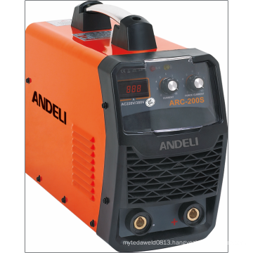 automatic igbt module type ARC inverter welding machine