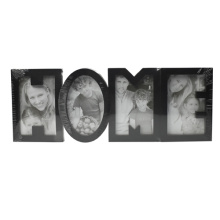 Plastic Photo Frame With Letter Home 4-10x15cm