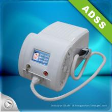 Vacuum E Light para remoção de pêlos e equipamento de melhoria da acne