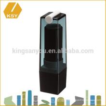 Lager billig Lippenpflege Kunststoff leeren Lippenstift Container Kunststoff-Stick