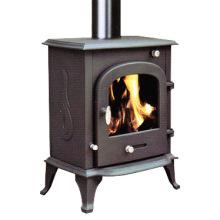 Ferro fundido Multi Combustível Fogão Aquecedor (FIPA067) / Wood Burning Stove