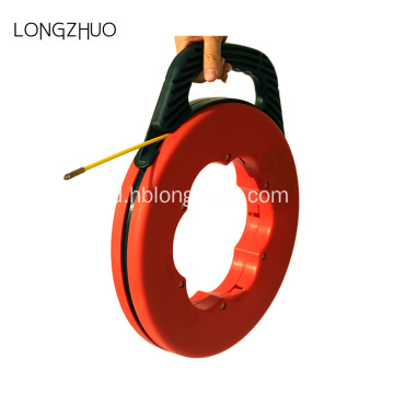 Fiberglass Ikan Tape Reel Puller Conduit Ducting Rodder